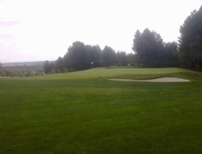 Construcción y mantenimiento Campo de Golf