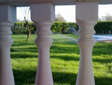 Rehabilitación Jardín particular